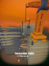 Stair Dismount iPad The level Construction Sights