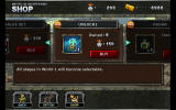 Metal Slug Defense Windows Items and unlocks for the premium currency