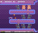 Parodius SNES The skeletons are difficult, the pigs are easy