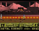 Metal Kombat Amiga Hostile unit arrived