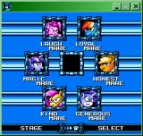 Mega Pony Windows Level selection