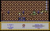 Wizard Willy Commodore 64 Level Two