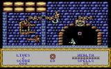 Wizard Willy Commodore 64 Level Three