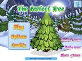 The Perfect Tree iPad Title and main menu