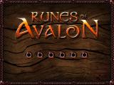 Runes of Avalon iPad Loading screen
