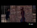 Spider-Man 2 Xbox Returning a suitcase to a grateful citizen.