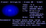 CyberGenic Ranger: Secret of the Seventh Planet DOS Antrymite data