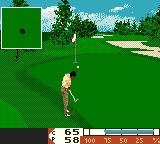 PGA Tour 96 Game Gear Looking good...