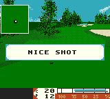 PGA Tour 96 Game Gear And it's in