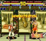 Fatal Fury 2 Sharp X68000 Demonstration (Jubei Yamada's stage)