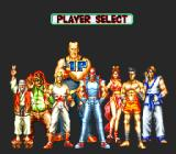 Fatal Fury 2 Sharp X68000 Player select