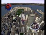 Spider-Man 2 Xbox Nice view of New York, even though I'm falling to my death.