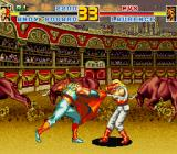 Fatal Fury Special Sharp X68000 Laurence Blood stabbing Andy Bogard