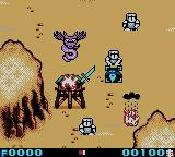 Warlocked Game Boy Color Dragons are the most powerful units.