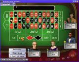 Hoyle Casino Windows The Roulette table.