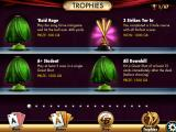 Fairway Solitaire iPad The trophy room