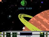 Moonsweeper ColecoVision Game over