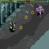 Final Zone Sharp X68000 Another boss fight