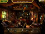 Arizona Rose and the Pirates' Riddles iPad First hidden object puzzle in the antique shop