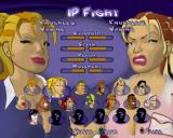 Black & Bruised PlayStation 2 A One Player fight starts with the player selecting their fighter and the game has paired Nadine to fight Nadine
