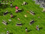 The Settlers: Smack a Thief! Windows A thief is parachuting in