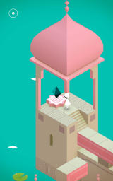 Monument Valley Android The end of a level