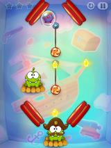 Cut the Rope: Time Travel iPad Level 2-02