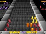 Galaxy of 3D TetriMania Windows Playing the Classic mode<br>