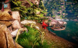 Woolfe: The Red Hood Diaries Windows Red reaches an eerier part of the forest.