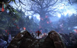 Woolfe: The Red Hood Diaries Windows Running towards the house in the forest.