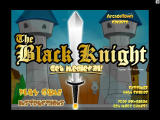 The Black Knight Browser Title screen