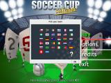 Soccer Cup Solitaire Windows Pick your team