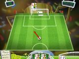 Soccer Cup Solitaire Windows This is the special event, trying to shoot a goal past a defender.