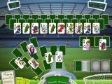 Soccer Cup Solitaire Windows Level 4