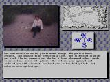 Borderworld DOS Soon we find other people, talking to her reveals she is a Pirate named Katerine, captain of the ship Zaagel, and she needs help locating another pirate with a ruby eye.