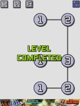 Hashi Puzzles: Bridges and Islands iPad Level complete