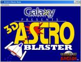 3D Astro Blaster Windows The game displays this screen as it loads 