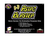 3D Astro Blaster Windows The title screen<br><br>Demo version