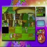 Winky the Little Bear PlayStation All the puzzles are sliding block puzzles