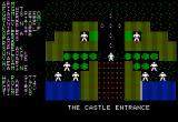 Questron Apple II Eventually you will make your way to the castle, home of the king, the princess and...?