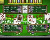 Vegas Casino PlayStation Playing Blackjack<br>