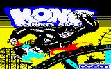 Kong Strikes Back! Amstrad CPC Loading Screen