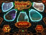 Mystery Riddles Windows Title and main menu