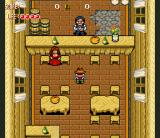 Gunple: Gunman's Proof SNES What's a girl like you doing in a saloon?