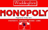 Monopoly Amstrad CPC Loading Screen