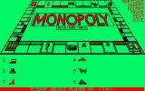 Monopoly Amstrad CPC Player selection