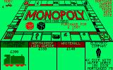 Monopoly Amstrad CPC A property is being brought