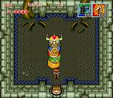 Gunple: Gunman's Proof SNES Boss battle: Miracle 5