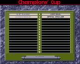 The Manager Amiga Cup drawing