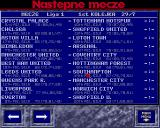 The Manager Amiga Schedule